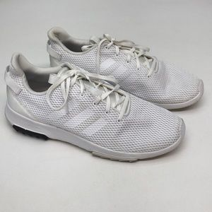 Adidas Neo Cloudform Mens White Sneakers 11